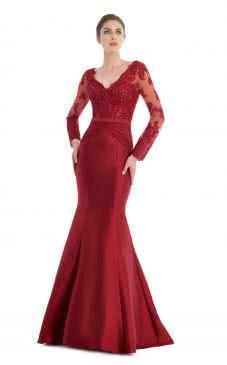Vestido Largo de Fiesta Morrell Maxie Modelo 15369 - vestido largo de fiesta sherri hill modelo 1565, sherri hill