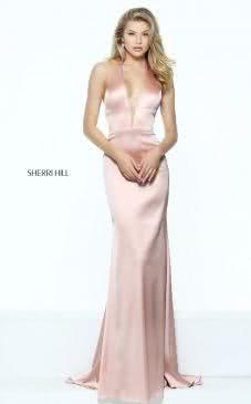 Vestido Largo de Fiesta Sherri Hill Modelo 50919 - vestidos madrinas,jalisco