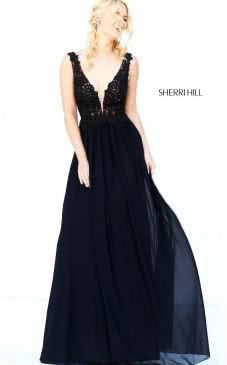 Sherri Hill 50255 - faviana,mexico