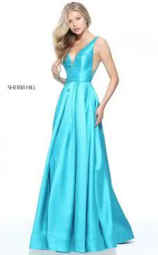 c1e5a65a69 ... modelo 7891 · Vestido Largo de Fiesta Sherri Hill Modelo 51120 -  vestidos madrinas