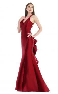 Vestido Largo de Fiesta Morrell Maxie Modelo 15310 - vestido largo de fiesta sherri hill modelo 11334,jalisco