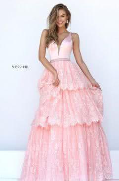 6d4448b036 Vestido Largo de Fiesta Sherri Hill Modelo 50844 - vestidos para fiesta