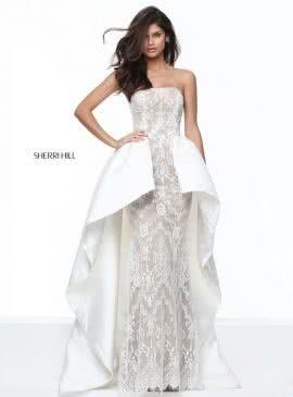 0e067532fd Vestido Largo de Fiesta Sherri Hill Modelo 50842 - vestidos xv años