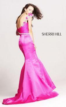 3748dfb780 ... Vestido Largo de Fiesta Sherri Hill Modelo 2804 - sherri hill
