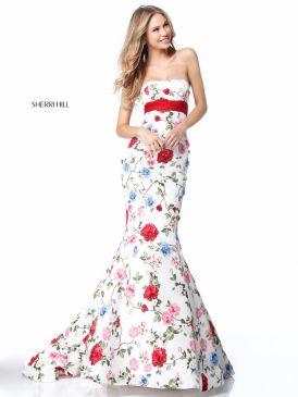 7a01622bd8 ... Sherri Hill 51882 - vestido largo de fiesta morrell maxie modelo 15310